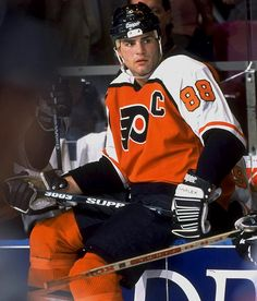 Eric Lindros - Wonder what could have been...