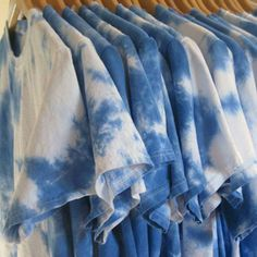 Blue sky and clouds t shirt, get yours today!