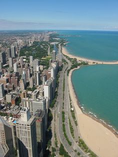 Most definitely have to hit up Chi-cities beaches when I go back up there!!!
