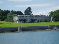 Plas Newydd, on the Menai Straits, Anglesey, North Wales