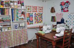 Fabric Mart Blog- More studio inspiration!