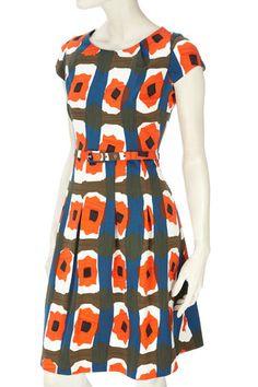 pretty dress, pretty fabric