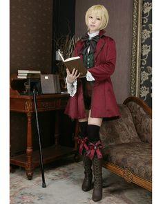 Alois Trancy (Kuroshitsuji) cosplay