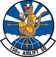 158th Airlift Squadron (158 AS) is a unit of the Georgia Air National Guard's 165th Airlift Wing (165 AW) located at Savannah Air National Guard Base, Georgia. The 158th is equipped with the C-130H Hercules and is operationally-gained by the Air Mobility Command (AMC).