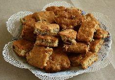 Фото Мазурка - польское печенье с ореховым наполнителем - рецепт и приготовление