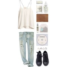 """""""airy"""" by serendipity-haze on Polyvore"""