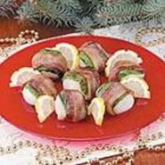 #recipe #food #cooking Bacon-Wrapped Scallops food-and-drink