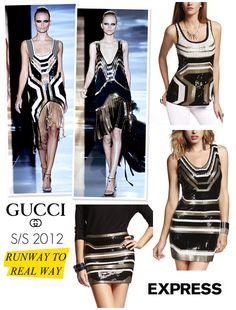 Runway to Real Way – Gucci S/S 2012