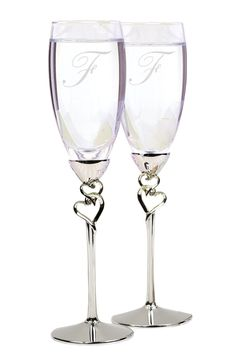 Crystal Champagne Flutes | Crystal Champagne Flutes