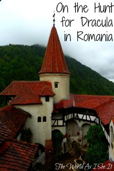 On the Hunt for Dracula in Romania - From Bucharest to Bran Castle