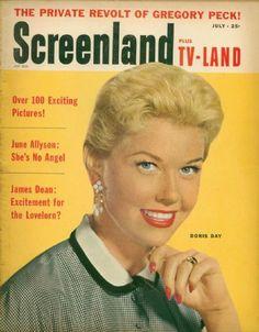 July 1955  Doris Day