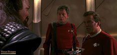 Star Trek VI: The Undiscovered Country Klingon Pump Disruptor replica prop weapon Star Trek Vi, Star Trek Klingon, Spock And Kirk, Star Trek Movies, William Shatner, Scene Photo, Big Star, Pumps, Stars
