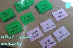Produkt - Procvičování - měkké a tvrdé souhlásky Montessori, Cards Against Humanity