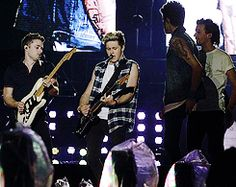 Where We Are Tour Colombia