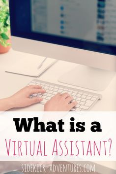 What is a Virtual Assistant - do you need a virtual assistant or are you wondering what is a virtual assistant? Learn all about what a virtual assistant does and maybe you'll find you could really use one!