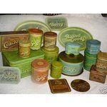 eBay Image 1 17+ BALLONOFF CANISTER CAKE CRACKER BREAD & RECIPE Rare