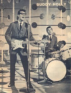 Good Golly it's Buddy Holly