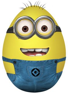 Afbeeldingsresultaat voor minion with egg Minions, My Minion, Minion Party, Polly Pocket, Minion Easter Eggs, Easter Egg Pictures, Easter Wallpaper, Kitchen Ornaments, Banners
