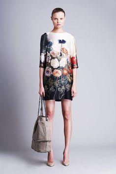 Stella McCartney Resort 2011 Fashion Show - Magdalena Frackowiak