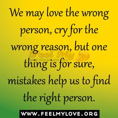 May We Love the Wrong Person - Finding Love And Soul Mate Relationship Compatibility - Find out more http://www.psychicinstantmessaging.com