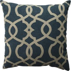 Diana Pillow in Blue  at Joss and Main
