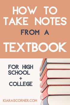 how to take notes, taking notes, how to take notes in college, how to take notes from a textbook, pretty notes Note Taking High School, College Note Taking, College Notes, School Notes, Study Tips For Students, School Study Tips, School Tips, Note Taking Strategies, Note Taking Tips