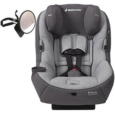 MaxiCosi CC156DHOK Pria 85 Special Edition Convertible Car Seat  Grey Sweater With Mirror -- Want to know more, click on the image.