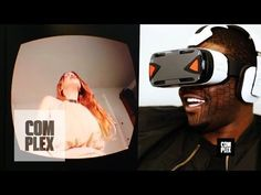 Complex: VR Porn Reactions on Oculus From Rappers: Action Bronson, A$AP Ferg, Fetty Wap, and Other Musicians #virtualreality
