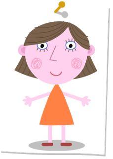 Ben and Holly's Little Kingdom: Lucy - Blog de los niños