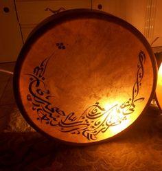 luminaire-bendir-348253-ann.html Percussion, Middle East, Decorative Plates, Ann, Tableware, Home Decor, Homemade Home Decor, Dinnerware, Drum Sets
