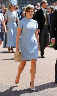 Princess Beatrice and Princess Eugenie wear Claire Mischevani and Osmon to Royal Ascot