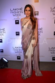 Kareena Kapoor Khan Stuns at The Manish Malhotra Show | PINKVILLA