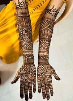 Henna Images, Mehndi Design Images, Mehndi Designs For Fingers, Henna Designs, Dulhan Mehndi Designs, Beautiful Hands, Design Ideas, Henna Art Designs