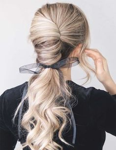 Top 11 inspirational hairstyles ideas for spring summer 2018 Ideal style for women