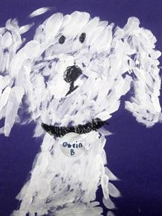 Check out student artwork posted to Artsonia from the Kindergarten Doodles and Poodles project gallery at Kyrene de la Mariposa.
