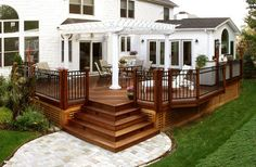 Pergola Deck Plans Free Download Woodworking Templates