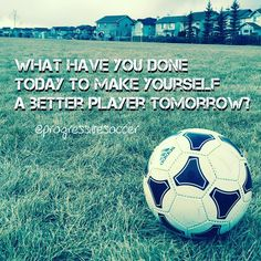 Average players want to get better without putting in the work. Great players (like you) want to put in the work to get better. Football Quotes, Football Love, Soccer Quotes, Sport Quotes, Baseball, Soccer Drills, Soccer Coaching, Soccer Training, Soccer Boys