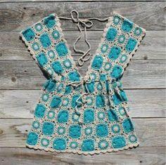 Ideas... So nice..      ♪ ♪ ... #inspiration #crochet  #knit #diy GB