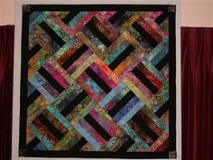 masculine quilts | Dragon Eyes Lap Quilt - Quilters Club of America