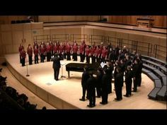 I Can Tell the World - University of Utah Singers