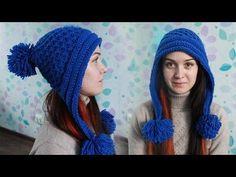 Videolu, Yıldız Örgü Modeli Bayan Şapka Yapılışı - Mimuu.com
