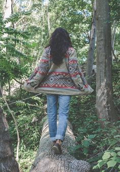 Aztec Jacket from Faherty Brand