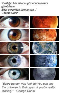 Gözler ve gezegenler