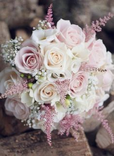 Beautiful wedding flowers - Rather than elaborate and pricy floral arrangements,. Beautiful wedding flowers – Rather than elaborate and pricy floral arrangements,… – Bridal Flowers, Flower Bouquet Wedding, Floral Wedding, Bouquet Flowers, Trendy Wedding, Casual Wedding, Astilbe Bouquet, Wedding Summer, Floral Flowers