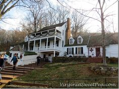 Historic Michie Tavern in Charlottesville VA