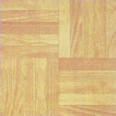 Amazon.com - Home Dynamix 12106 Dynamix Vinyl Tile, 12 by 12-Inch, Woodtone, Box of 20 - Vinyl Floor Coverings
