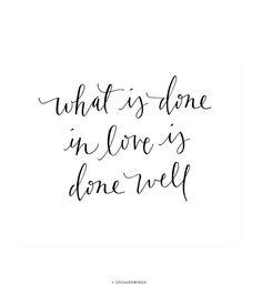 Love. #quotes #AVENLEGIRLS
