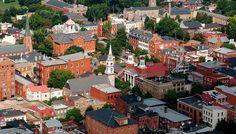 Frederick Maryland  My Hometown