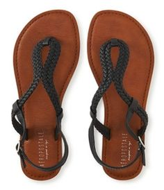 Braided Loop Sandal