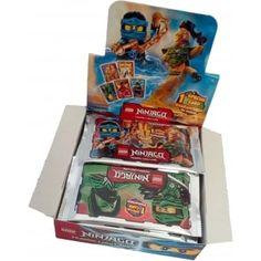 Lego Ninjago Trading Card Game : Booster Box (24 packs)